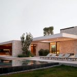 Beautiful Modern Spanish House With Courtyards And Pool