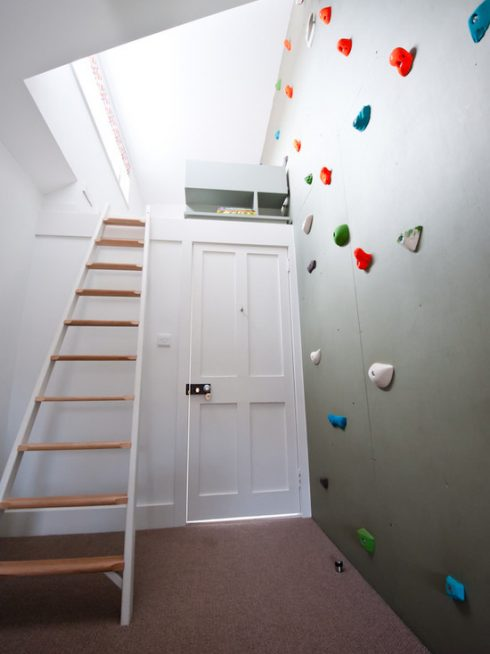 Climbing Wall Home GYM