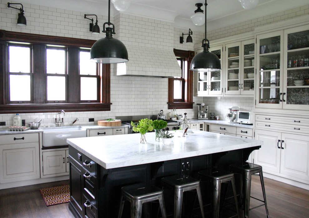 Cool Black Kitchen Design