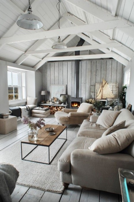 Cozy Attic Decor