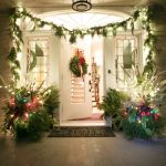 Entry Decoration for Christmas