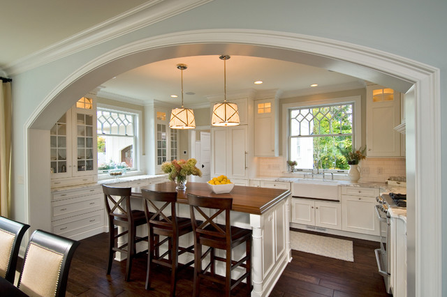 Fabulous Traditional Kitchen Design