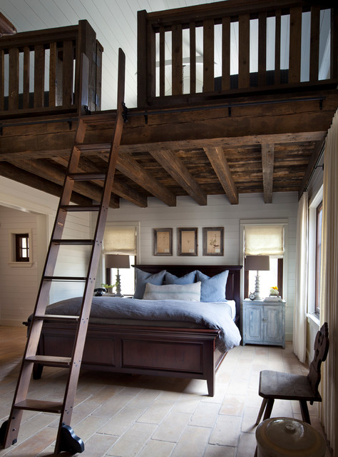Farmhouse Bedroom Design Idea