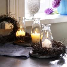 Glass Jar Candles