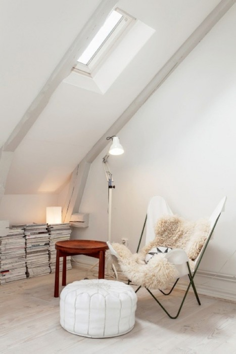 Interior Attic Space