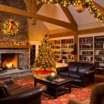 Living Room Design Idea for Christmas