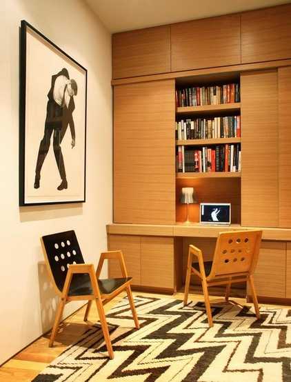 Modern and Chic Home Office Design Ideas