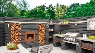 Out of doors Kitchen Designs To Get Issues Cooking In Your Yard