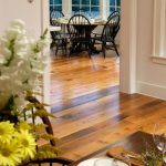 Reclaimed Oak Flooring with medium finish