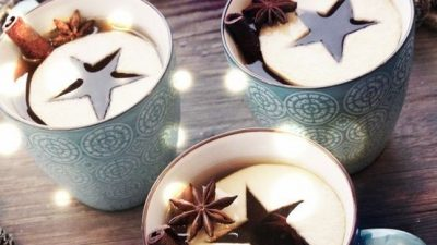 DIY Creative Edibles for Holiday Drinks