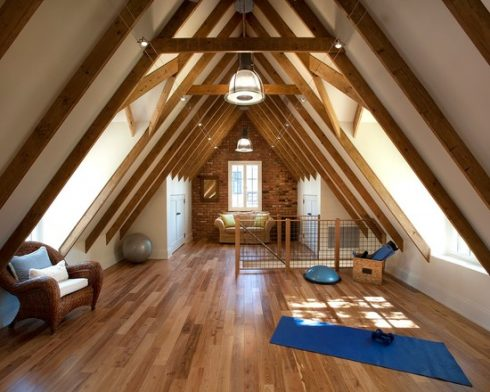Traditional Yoga Studio