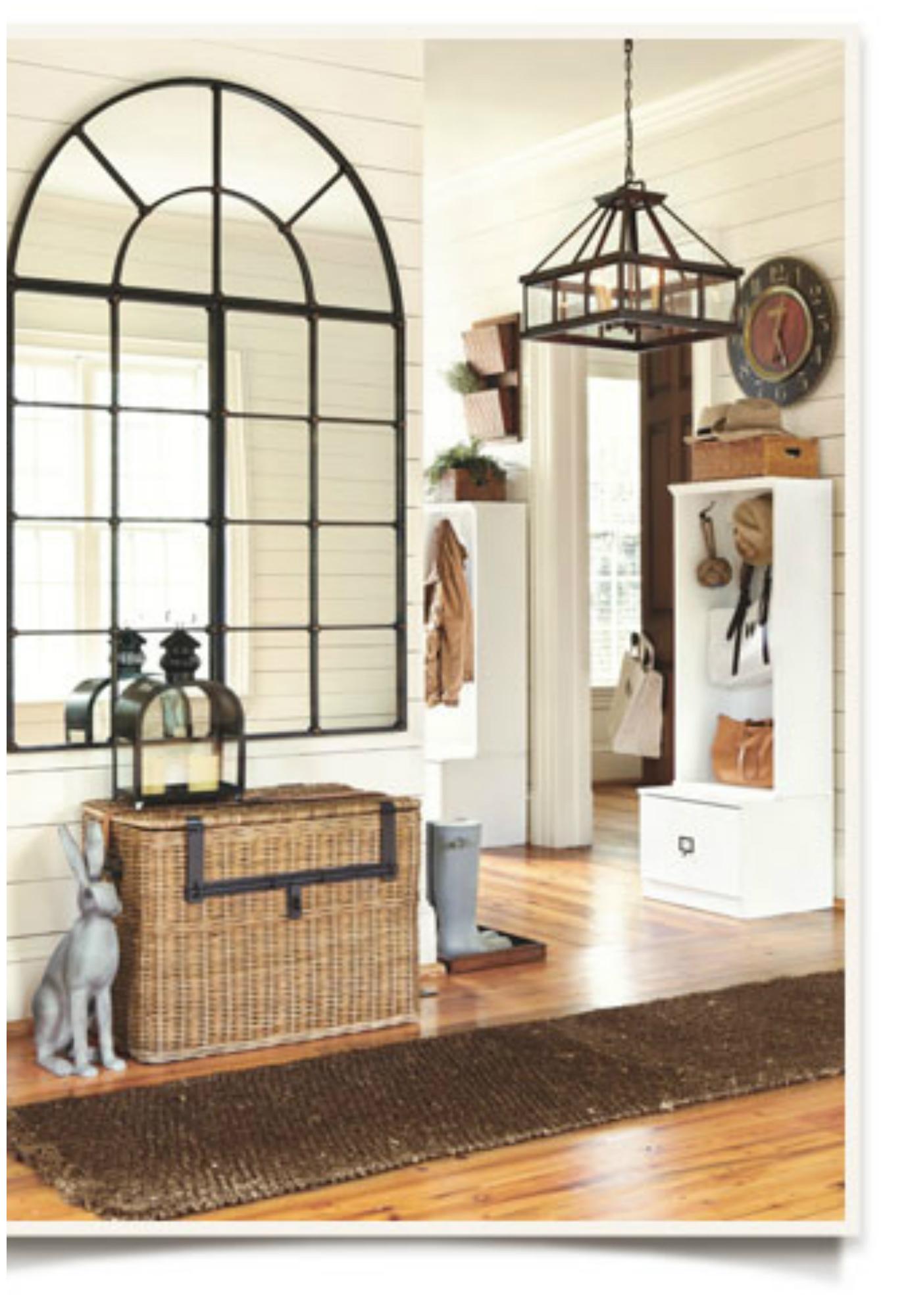 Warm Foyer Decor Ideas