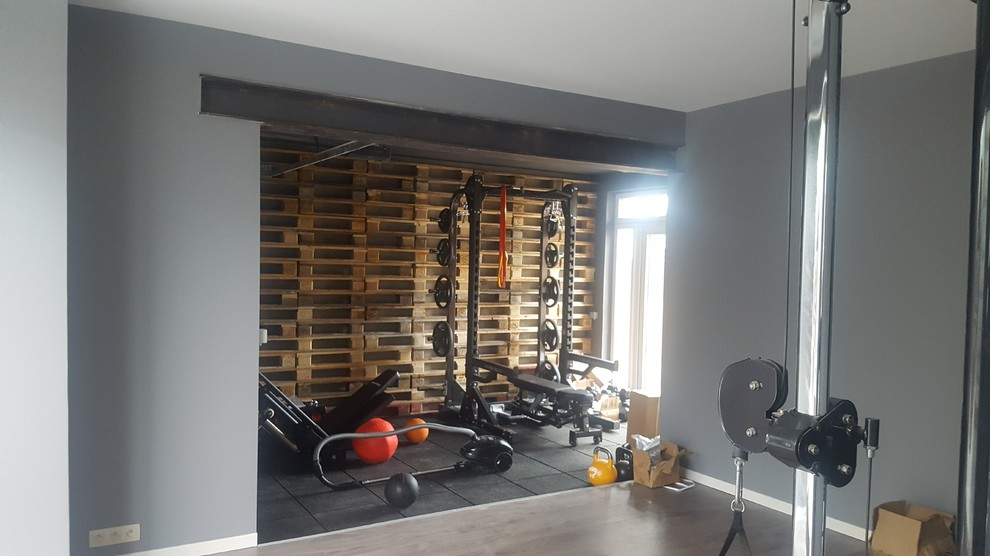 Urban home gym