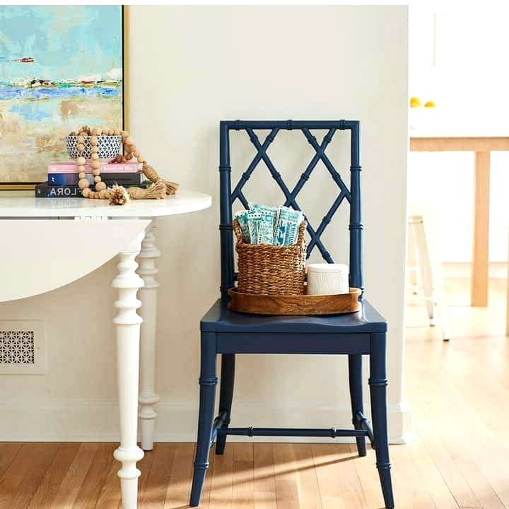 Solid Wood Back Side Chair