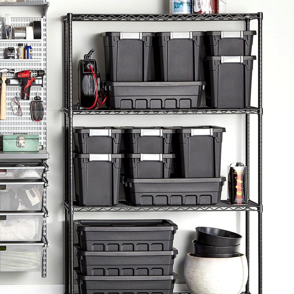 DIY Shed Organization – How to Organize a Shed