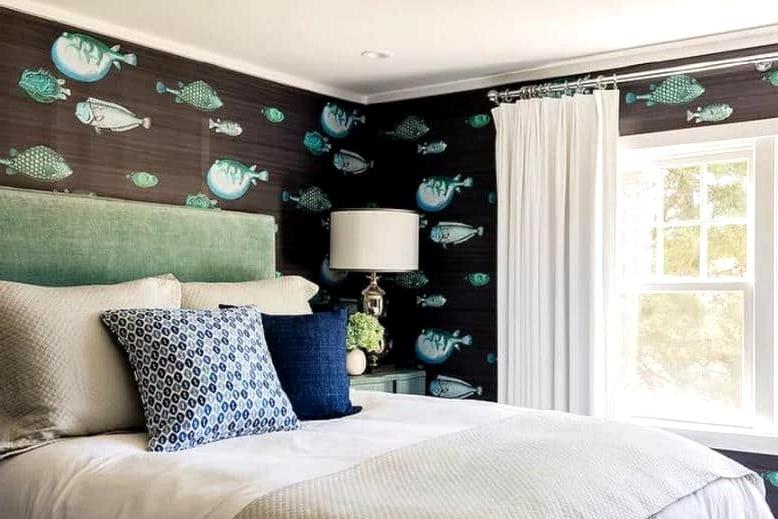 Add a Fun Fish-Themed Wallpaper