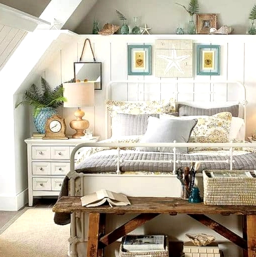 Focus on Adding Lots of Beach Accents