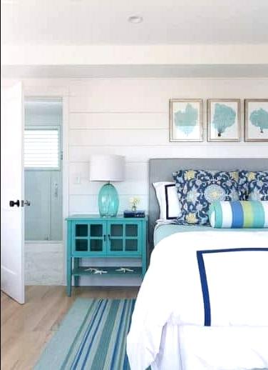 Follow the Nautical and Coastal Color Scheme