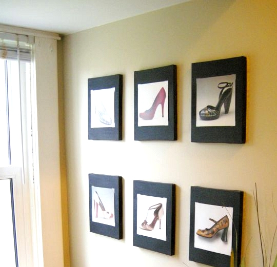 Beautiful Methods of Covering Your Blank Walls- DIY Wall Art Projects-homesthetics.net (15)