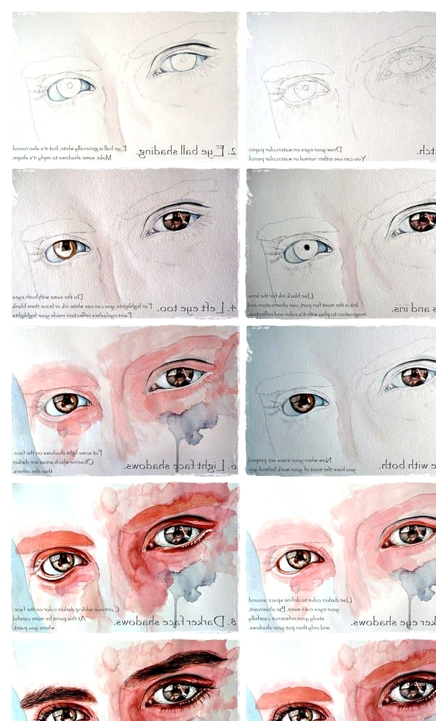 human eye tutorial