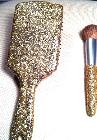 how to add glitter to pretty much anything