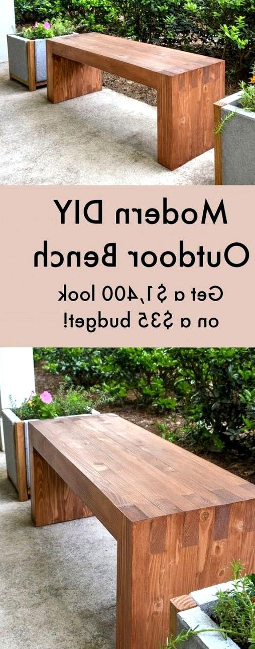williams sonoma diy outdoor replica bench