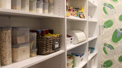 Iso Pantry Makeover Interiors