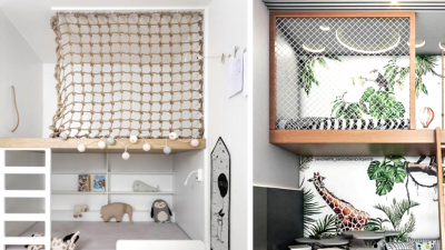 Strive These Claustras in Your Kid's Room