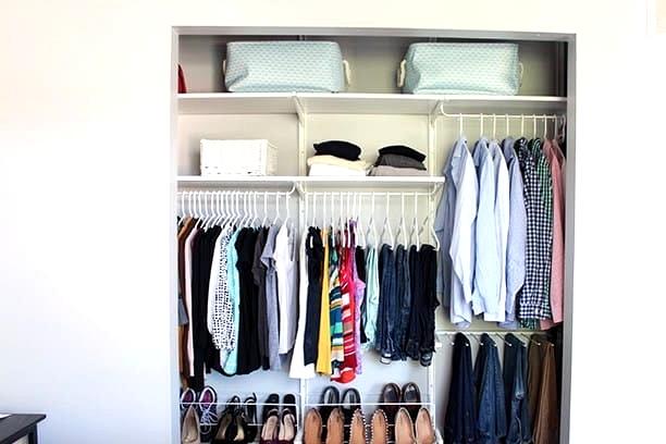 Create a Complete Closet Organization System