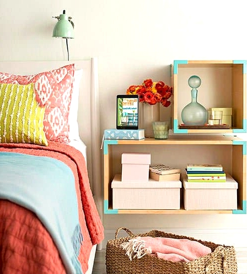 Get Baskets for Storage Under the Bed