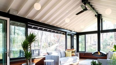 16 Breathtaking Mid-Century Fashionable Sunroom Designs For On a regular basis Use