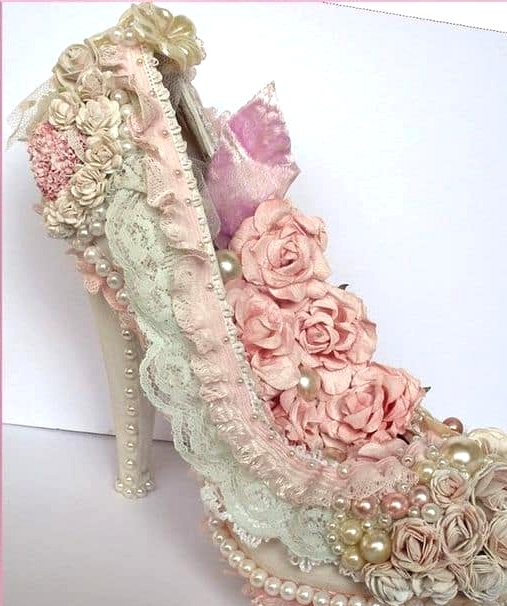 Shabby Chic Art Pieces