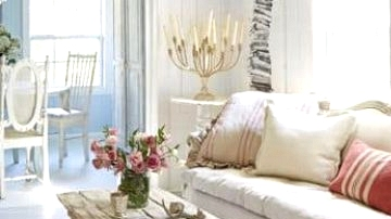 30 Tempting Shabby Stylish Dwelling Room Décor Concepts