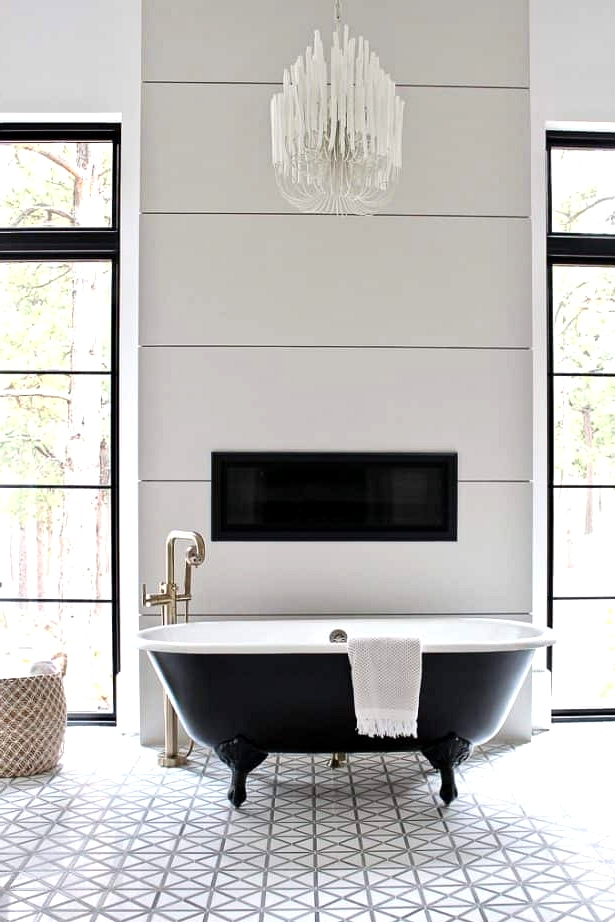 Make the Tiles the Accent Wall