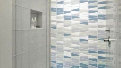 30 Concepts for Beautiful Bathe and Toilet Tiles