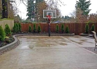 Put Up a Basketball Hoop