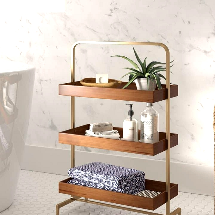 Buy a Movable Shelf Unit for Greater Flexibility