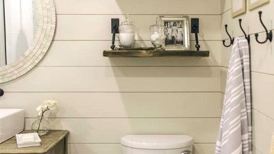 25 Intelligent and Modern Toilet Shelf Concepts