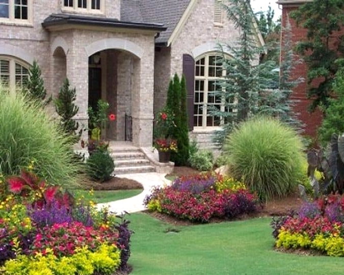 Include Taller Grasses for Privacy