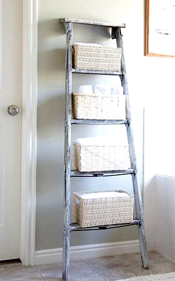 Add Baskets for More Storage Options