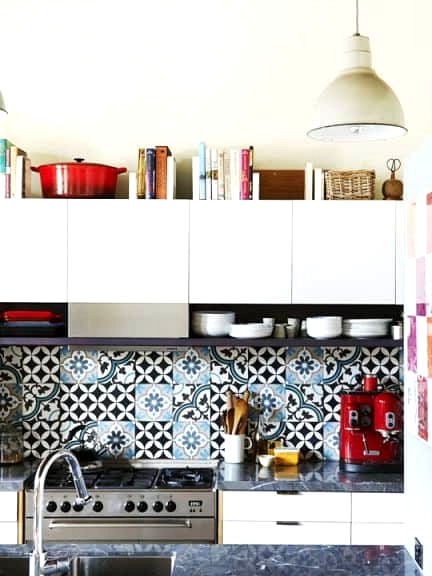 Keep Your Cookbooks Close at Hand