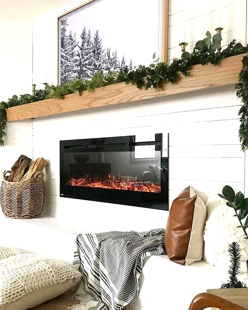 A Seat Right in Front of the Fireplace
