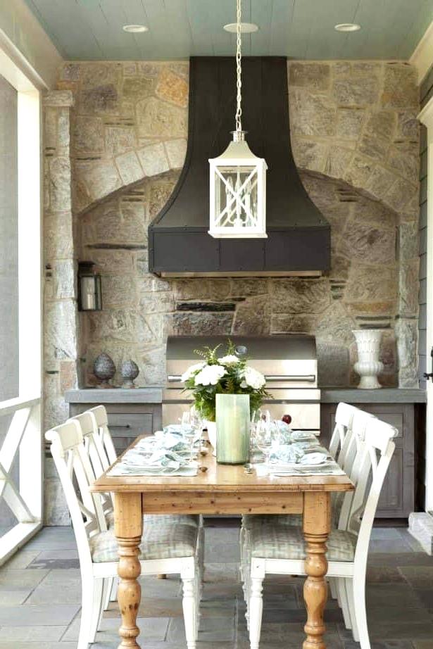 Add an Outdoor Kitchen Space