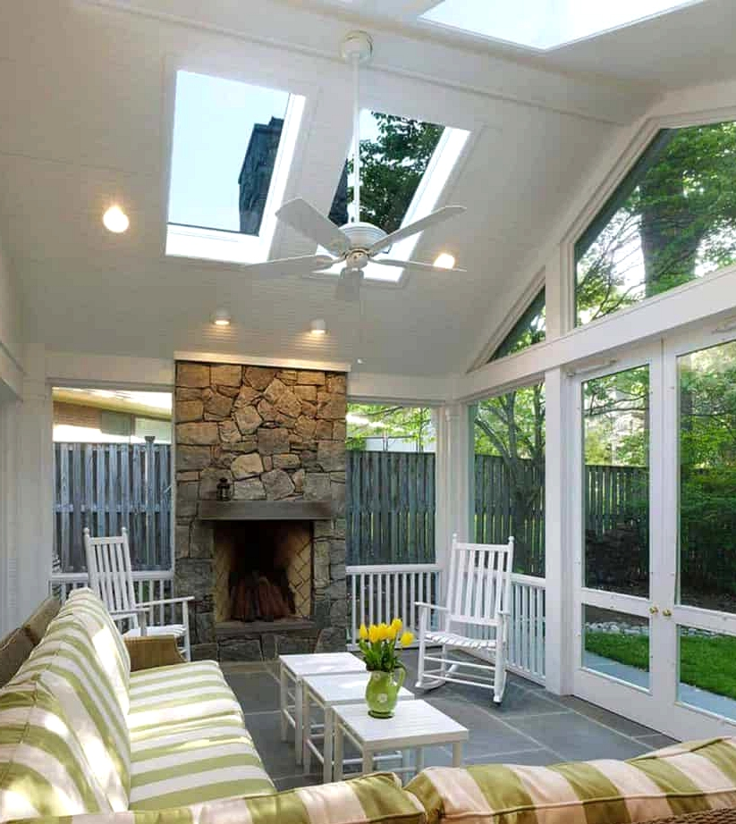 Install Skylights to Bring in More Sunlight