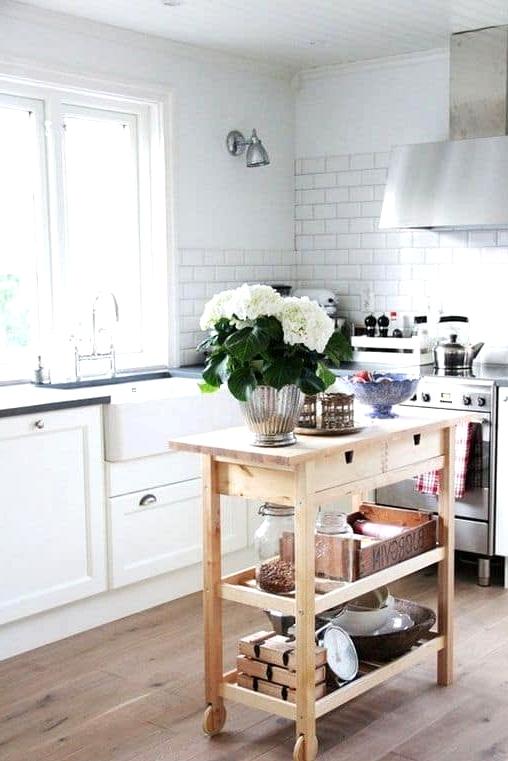 Kitchen Island for Small Kitchens