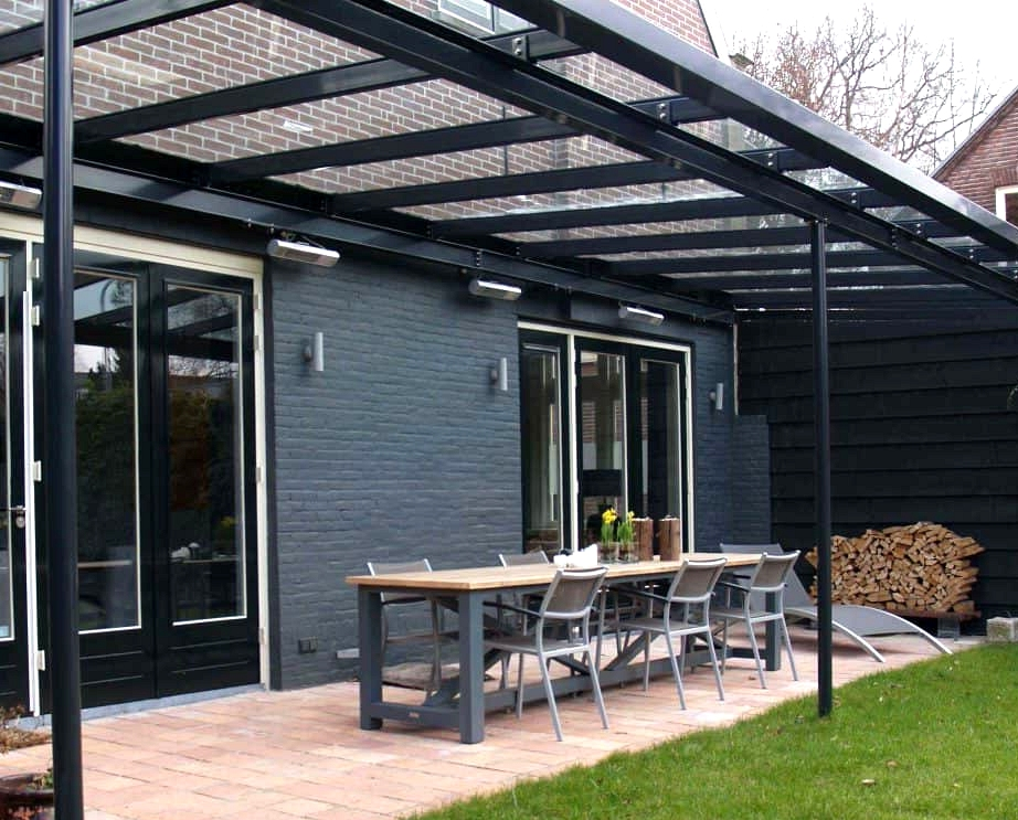 Cover Your Porch with Glass for Warmer Nights