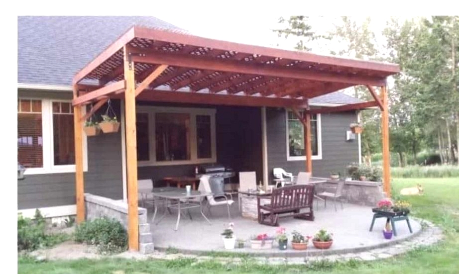 21 Concepts for the Good Yard Patio Cowl