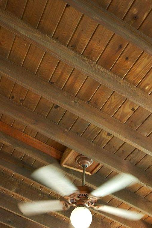 Use a Basement Ceiling Fan