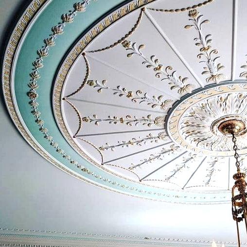 Go for a Plaster of Paris Ceiling