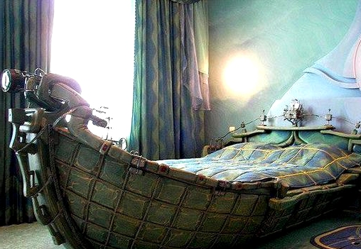 A Boat Bed